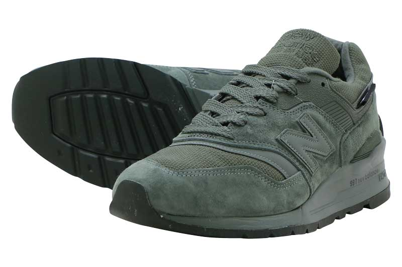 New Balance M997 NAL MILITARY PACK m997-nal