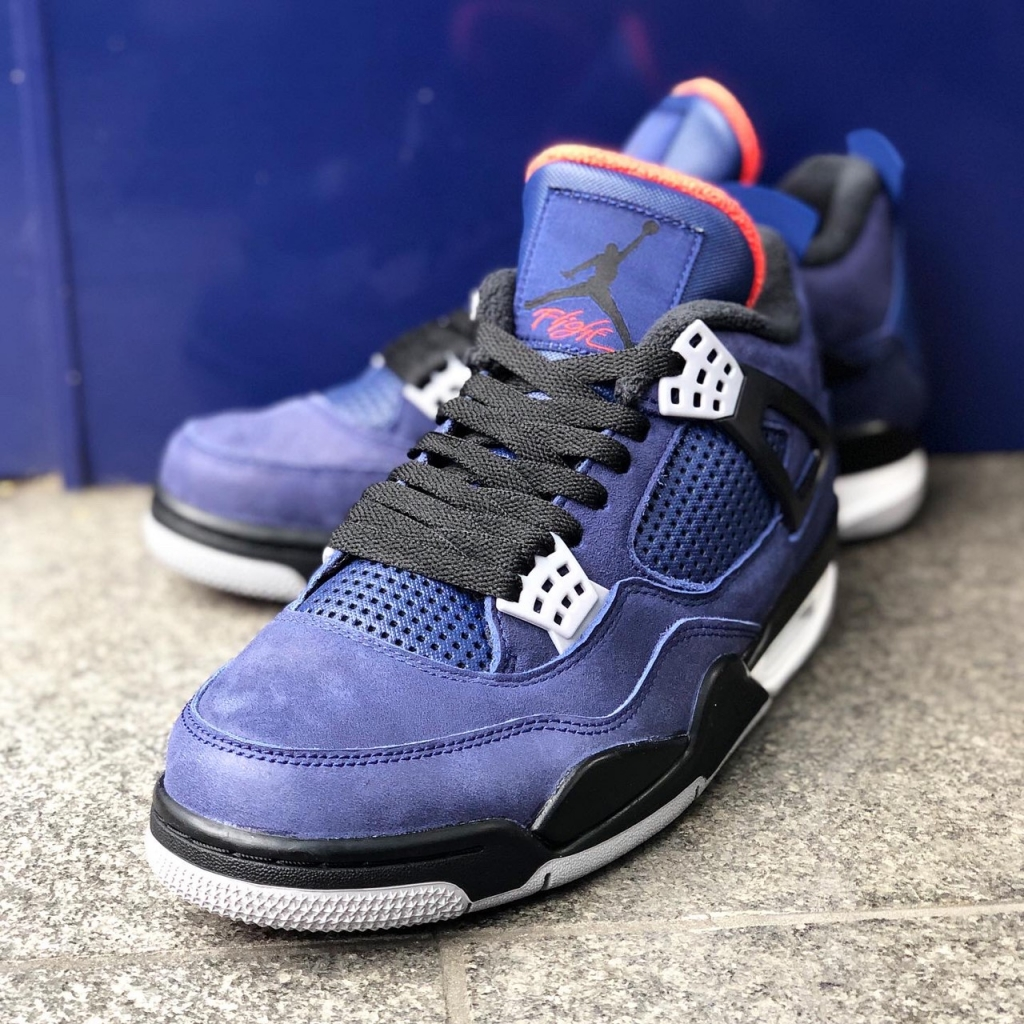 NIKE AIR JORDAN 4 RETRO WNTR  CQ9597-401
