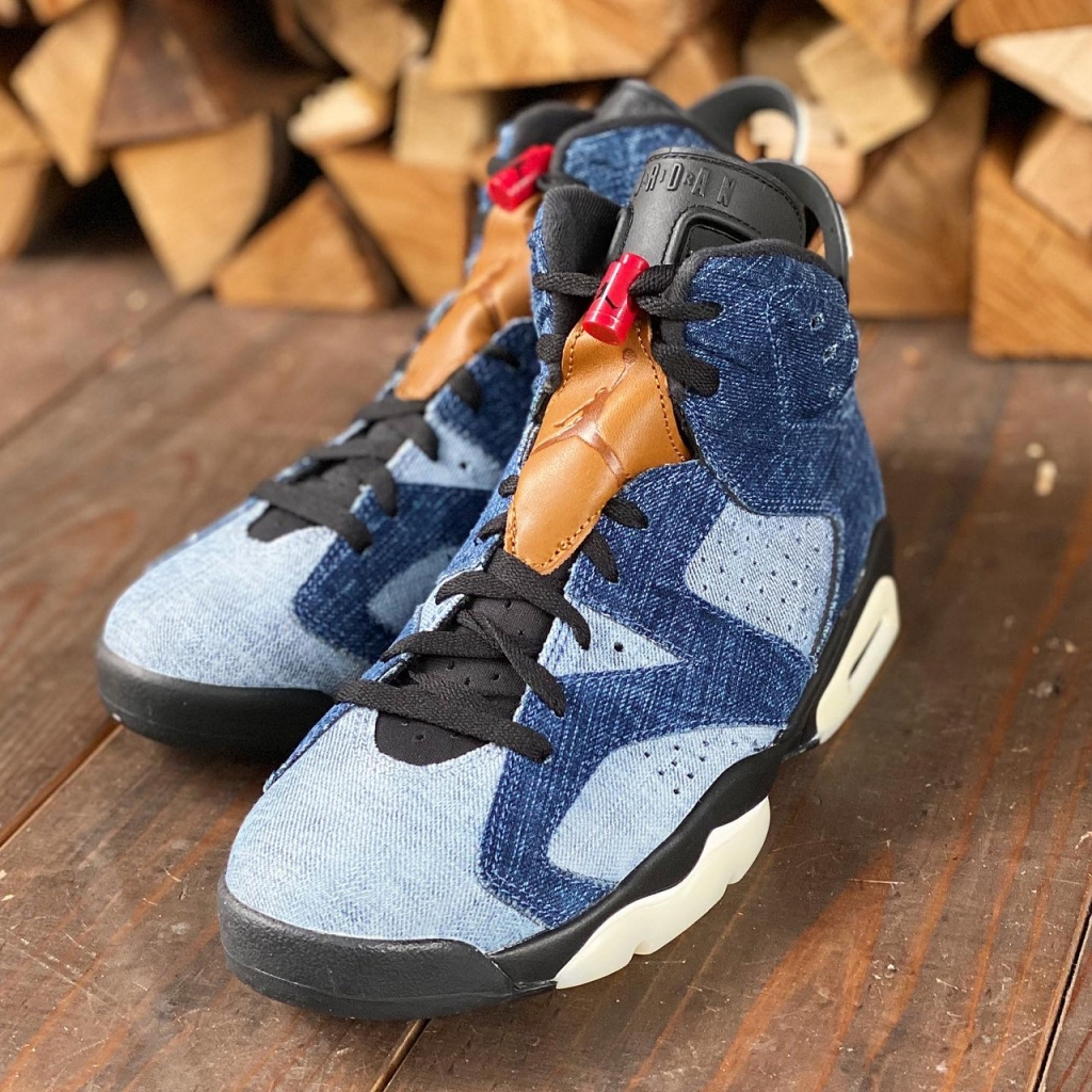NIKE AIR JORDAN 6 RETRO ct5350-401