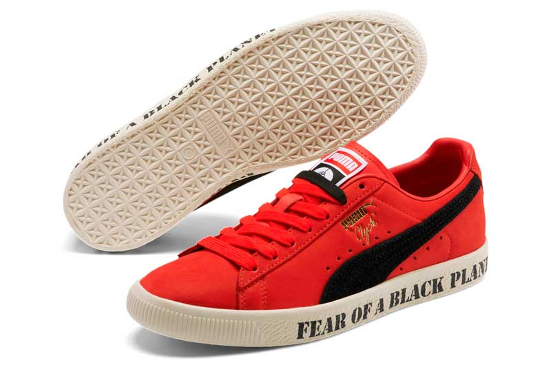 PUMA x PUBLIC ENEMY CLYDE 374539-01