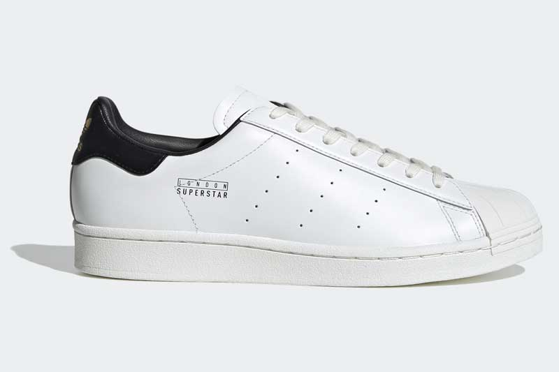 adidas SUPERSTAR PURE LONDON fv3016