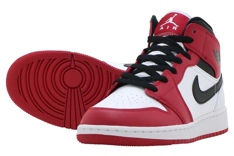AIR JORDAN 1 MID (GS) 554725-173