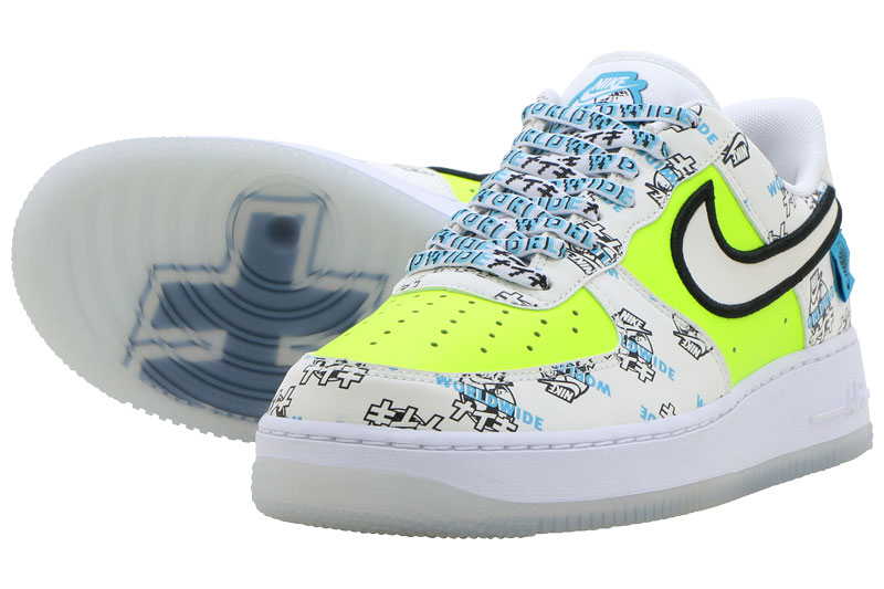 NIKE AIR FORCE 1 07 LV8 WW da1343-117