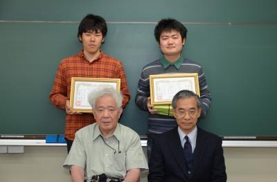 特別講義・土佐リハ生理学賞授与...