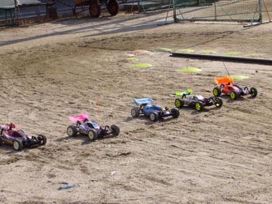 山女レース1