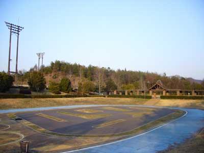 焼山公園サーキット全景1