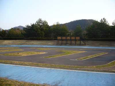 焼山公園サーキット全景2