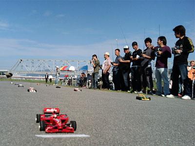 第3回リアルツーリングカーレース写真2