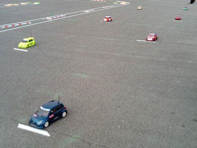 第3回リアルツーリングカーレース写真3