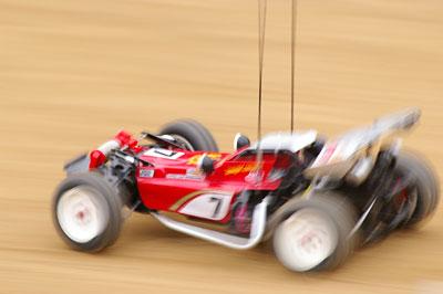 電動バギーレース写真