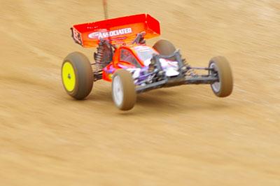 電動バギーレース写真1