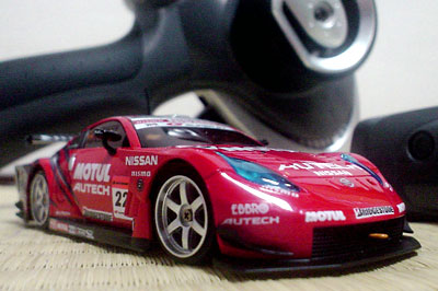 モチュール オーテック Z 2007