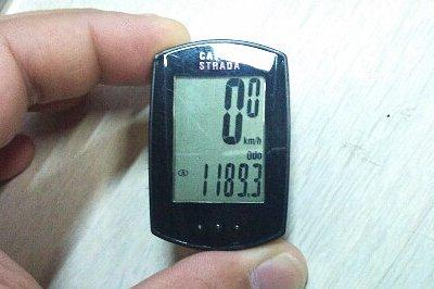1000kmオーバー