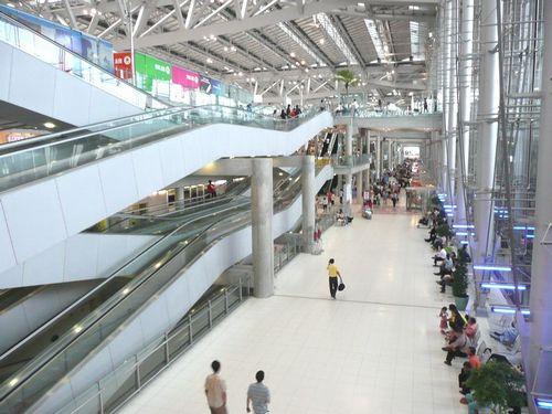 タイの新空港
