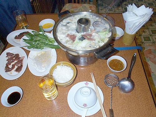 タイスキ(CoCaレストラン)