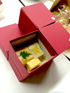 PLP箱寿司