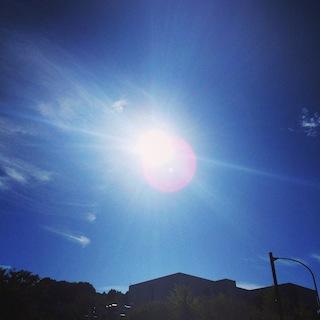 いつかの太陽