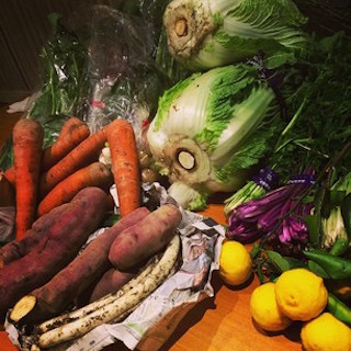共奏キッチンの野菜
