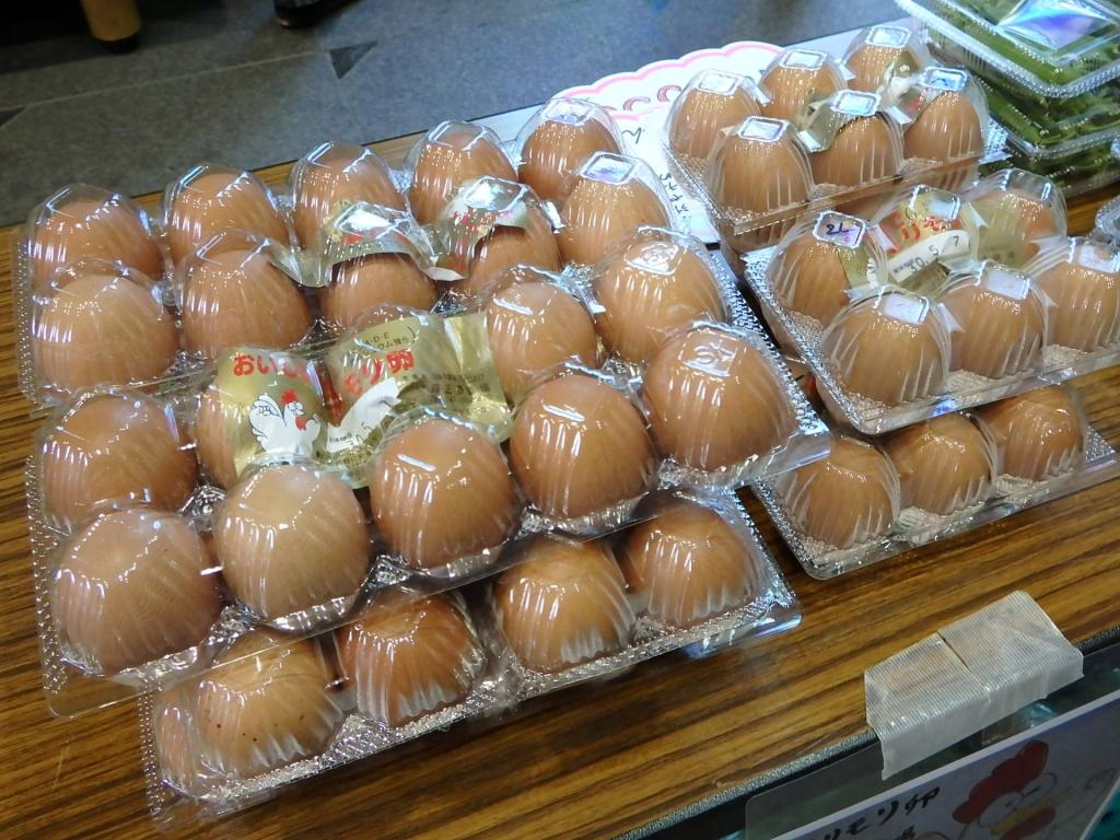 形がきれいにそろった卵