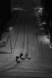 2014 snow Yokohama