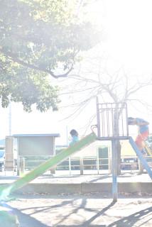 神社 公園 滑り台.JPG