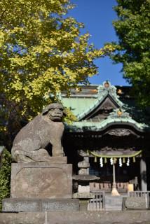 神社 紅葉.JPG