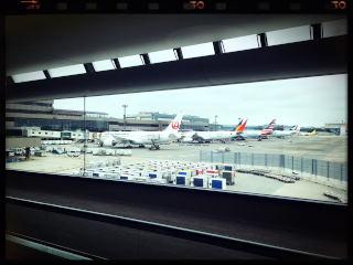 201607 Sweden Trip  Narita Terminal2