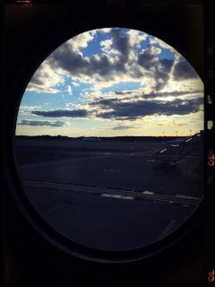 201607 Sweden Trip Arlanda Airport アーランダ空港