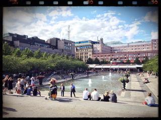 201607 Sweden stockholm