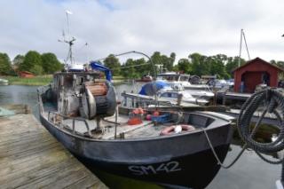 2017 夏 スウェーデン クルージング アーキペラゴ archipelago リンネット LINNET Moja モヤ
