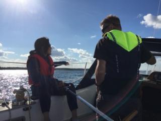 2017 夏 スウェーデン クルージング アーキペラゴ archipelago リンネット LINNET