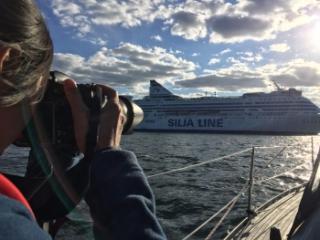 2017 夏 スウェーデン クルージング アーキペラゴ archipelago リンネット LINNET SILJA LINE
