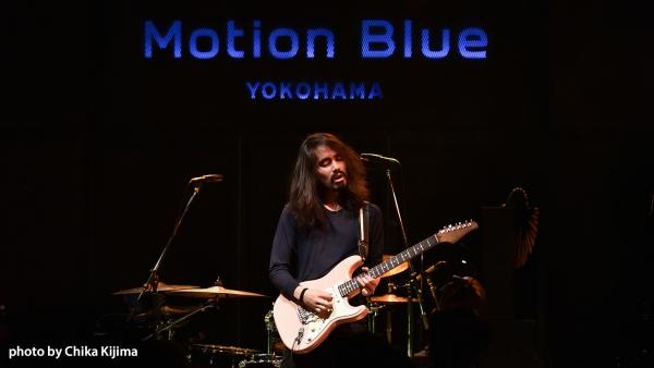 Motion Blue YOKOHAMA Mateus Asato