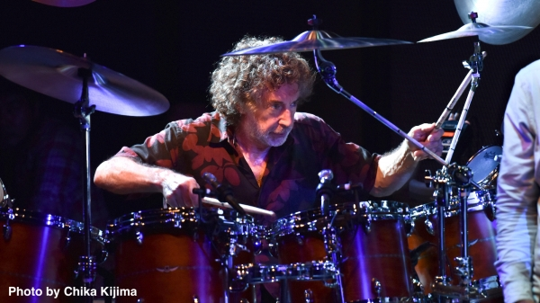 SIMON PHILLIPS Motion blue YOKOHAMA