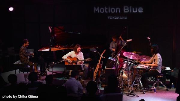 MOTION BLUE YOKOHAMA_20190708_Kazuma Fujimoto Quartet 〜featuring Masaki Hayashi, Toru Nishijima & Shinya Fukumori〜