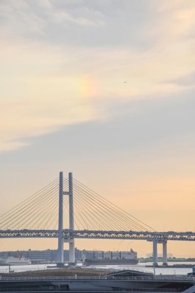 彩光 横浜の朝