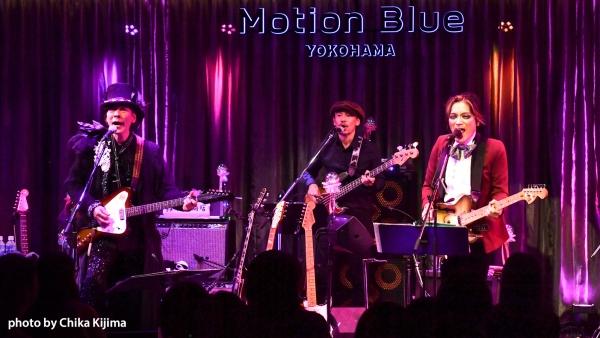 Motion Blue Yokohama 鈴木茂&ROLLY with グレート・マエカワ[フラワーカンパニーズ]