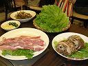 お肉&野菜