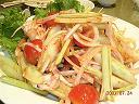 イカのサラダ
