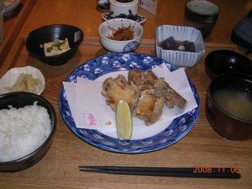 魚料理御膳