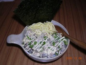 チャーマヨ丼(小)