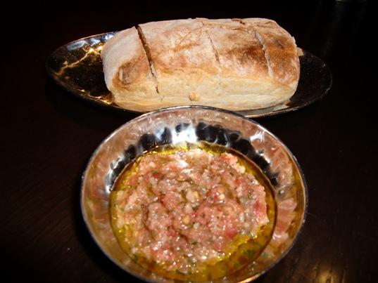 パン&ソース