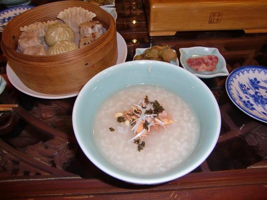 中華粥&飲茶