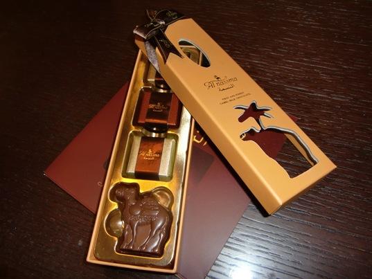 Al nassmaのチョコレート