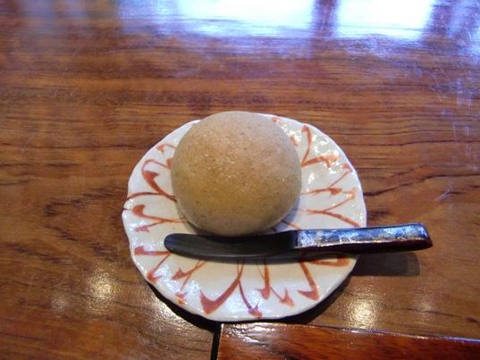 春よ恋(北海道産)とライ麦の自家製パン