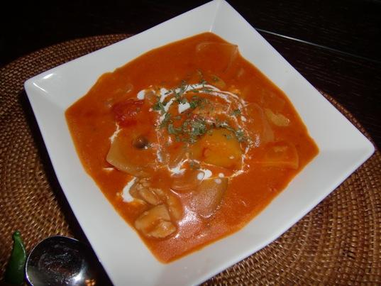トマトクリームシチュー