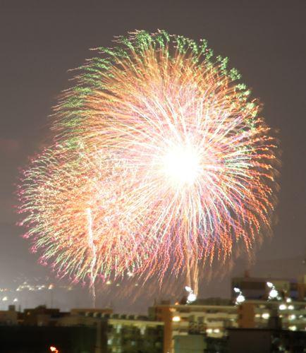 2012花火