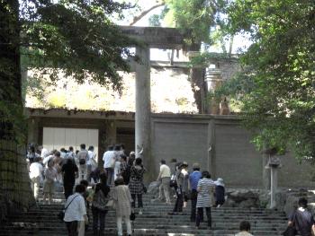 伊勢神宮内宮2