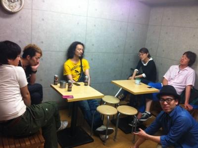Pで始まる日本語を考えるメンバー