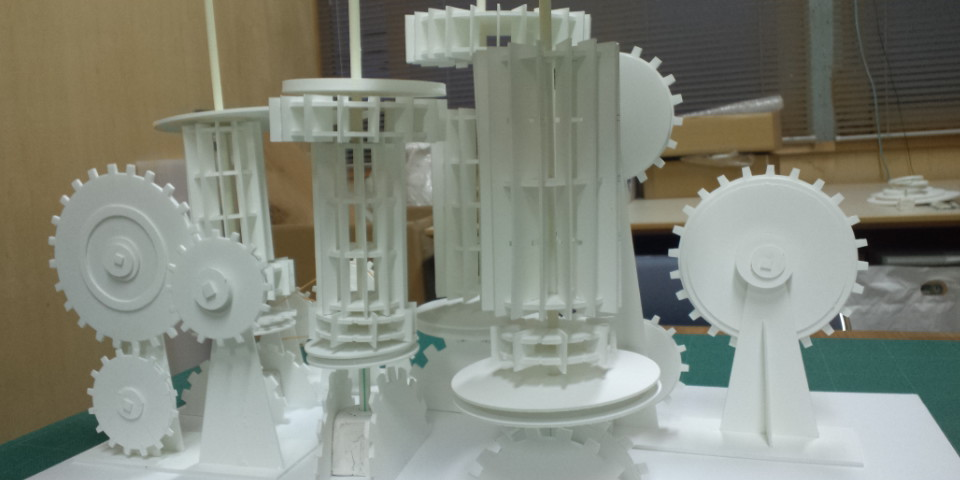 イメージ模型2